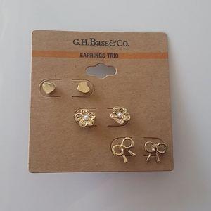 🌹 4/$25 G.H. Bass & Co. Earrings